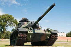 El tanque de ejército Foto de archivo libre de regalías