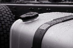 El tanque de gasolina Fotos de archivo