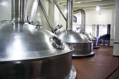 El tanque de la cerveza Fotos de archivo