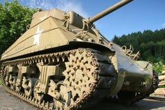 El tanque de la guerra mundial 2 fotografía de archivo libre de regalías