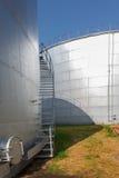 El tanque de la melaza Imagen de archivo