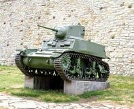 El tanque de la Segunda Guerra Mundial Foto de archivo libre de regalías