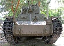 El tanque de la Segunda Guerra Mundial Foto de archivo