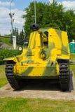 El tanque de la Segunda Guerra Mundial Imágenes de archivo libres de regalías