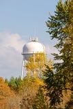 El tanque de la torre de agua Fotos de archivo