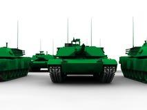 El tanque de M1 Abrams Foto de archivo libre de regalías