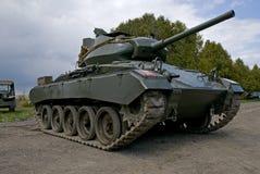 El tanque de M24 Chaffee Imagen de archivo libre de regalías