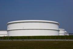 El tanque de petróleo fotografía de archivo