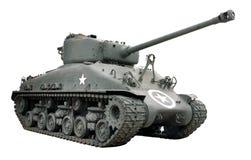 El tanque de Sherman Imagenes de archivo