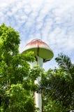 El tanque del abastecimiento de agua Foto de archivo