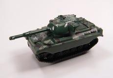 El tanque del juguete foto de archivo