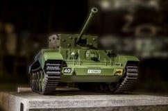 El tanque del vintage en Amberes Imagenes de archivo
