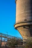 El tanque industrial Imagen de archivo libre de regalías