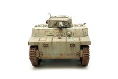 El tanque japonés Fotografía de archivo