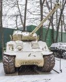 El tanque M50 (M4A3) Foto de archivo