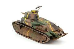 El tanque medio japonés Type-89 Foto de archivo