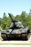 El tanque militar Fotos de archivo