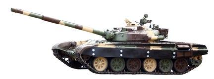 El tanque militar fotografía de archivo libre de regalías