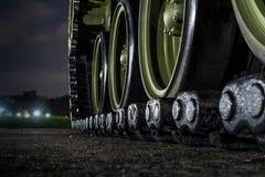 El tanque militar Fotografía de archivo