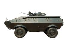 El tanque militar aislado Fotos de archivo