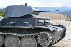 El tanque modelo Imagenes de archivo