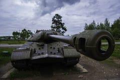 El tanque pesado IS-3 foto de archivo libre de regalías