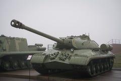 El tanque pesado ruso IS-3 imagenes de archivo