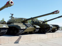El tanque pesado soviético Fotos de archivo