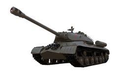 El tanque pesado soviético IS3 Iosif Stalin de la guerra mundial Fotos de archivo