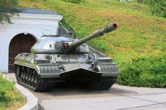 El tanque pesado T-10 foto de archivo libre de regalías