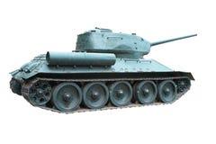 El tanque soviético Fotos de archivo