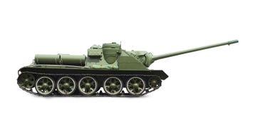 El tanque soviético Foto de archivo libre de regalías