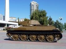 El tanque soviético T-34 Fotografía de archivo libre de regalías