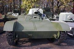 El tanque T-60 fotografía de archivo