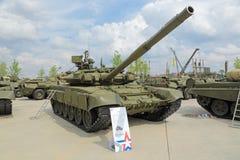 El tanque T-90 Imagen de archivo libre de regalías