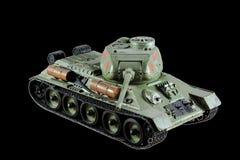 El tanque T-34 imagenes de archivo