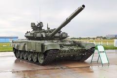 El tanque T-90 Imágenes de archivo libres de regalías