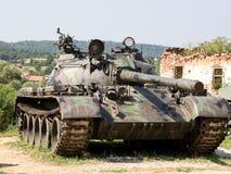 El tanque viejo Imagen de archivo libre de regalías