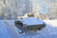 El tanque viejo fotos de archivo libres de regalías