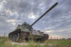El tanque viejo Fotografía de archivo libre de regalías