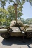 El tanque viejo en museo Imágenes de archivo libres de regalías