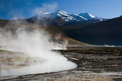El Tatio geyser field Stock Image