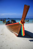El taxi de la isla Imagen de archivo libre de regalías