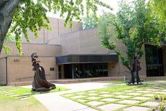 El teatro Memphis, Memphis Tennessee Imágenes de archivo libres de regalías