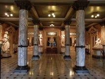 El teatro nacional en San Jose Fotos de archivo