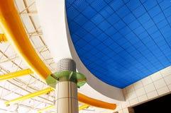 El techo de la configuración moderna Foto de archivo libre de regalías