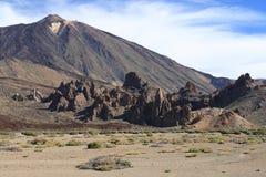 EL Teide Photo libre de droits
