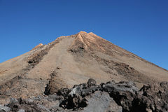 El Teide Royalty Free Stock Photo