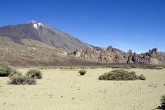 El Teide royalty free stock images