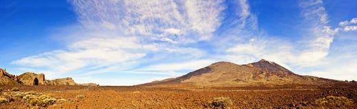 EL Teide foto de archivo libre de regalías